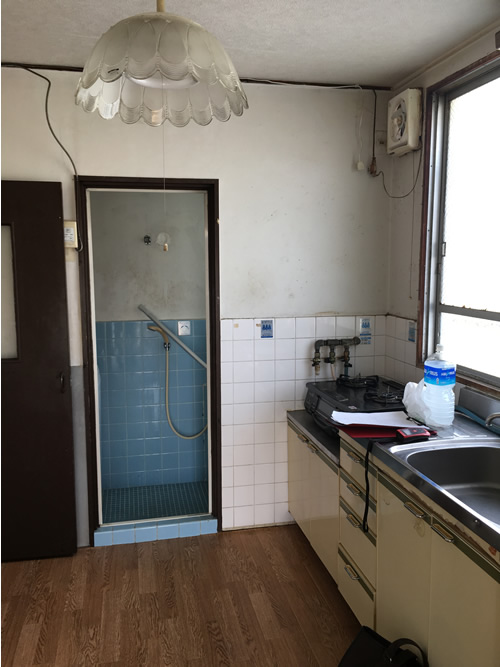 キッチン before 画像1