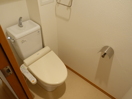 トイレ 画像 before1