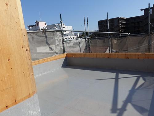 屋上防水 画像