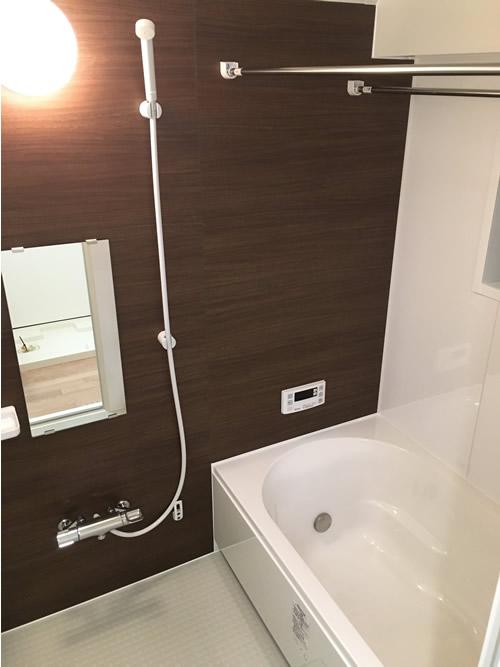 浴室 after 画像