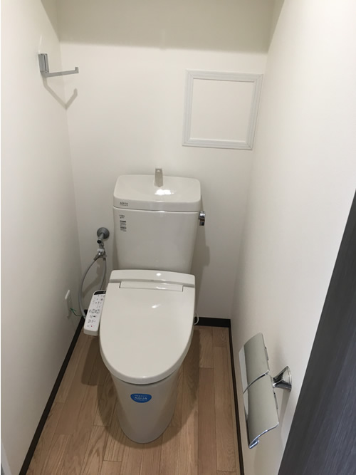 トイレ after 画像1