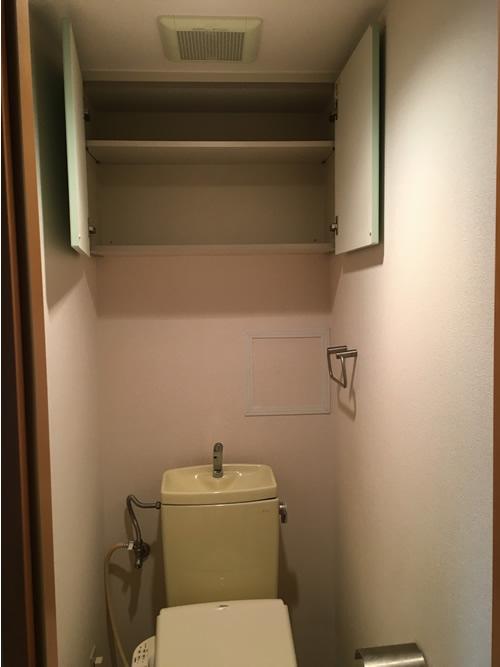 トイレ before 画像2