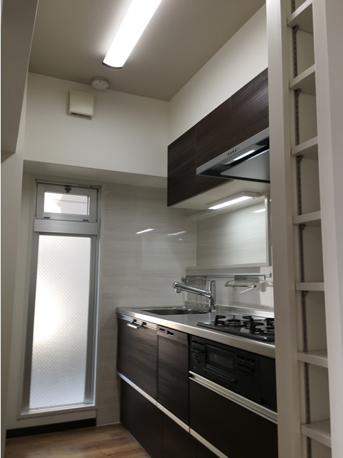 キッチン1 after 画像1