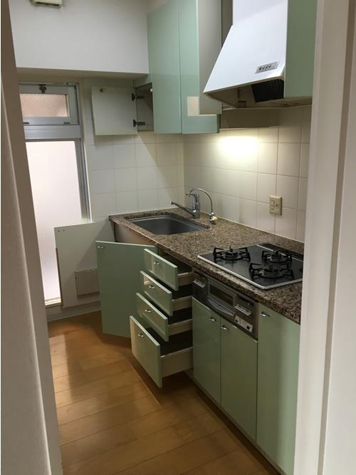 キッチン1 before 画像