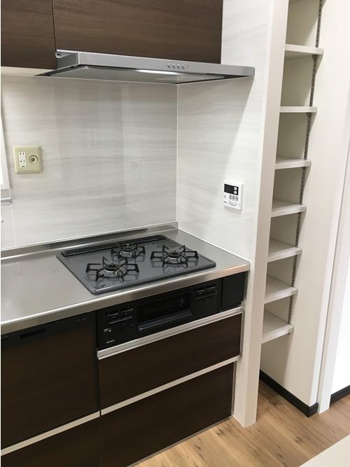 キッチン2 after 画像