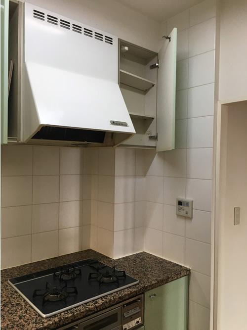 キッチン2 before 画像