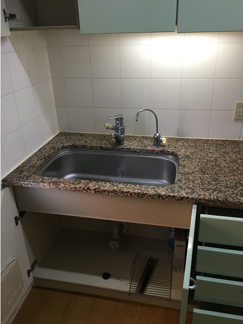 キッチン3 before 画像