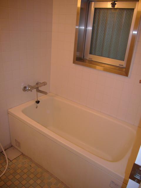 バスルーム before 画像