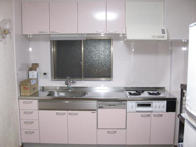 キッチン 築30年の戸建キッチンリフォーム