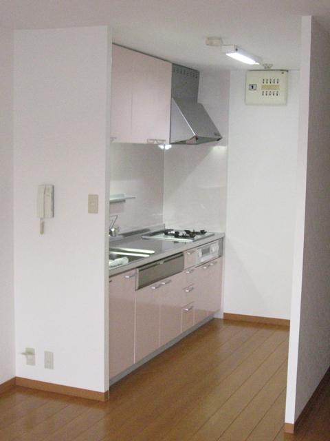キッチン 築15年のマンションリフォーム