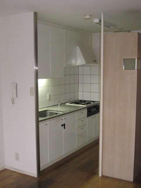 キッチン before 画像